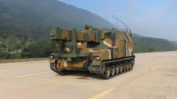 K56 탄약운반장갑차