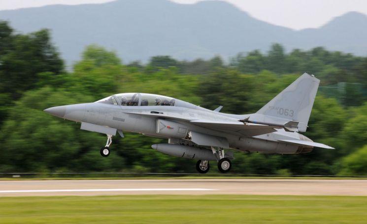 KAI, 방사청과 6883억원 규모 TA-50 훈련기 2차 양산계약 체결