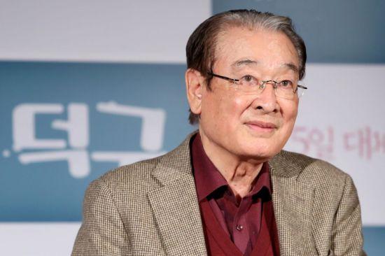 배우 이순재(85) [이미지출처=연합뉴스]