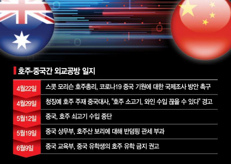"""호주, 中 사이버공격 대응 1조 이상 투입...""""해커 500명 모집할 것"""""""