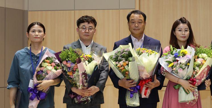 고흥군, 내·외부 추천 '친절직원·우수부서' 시상