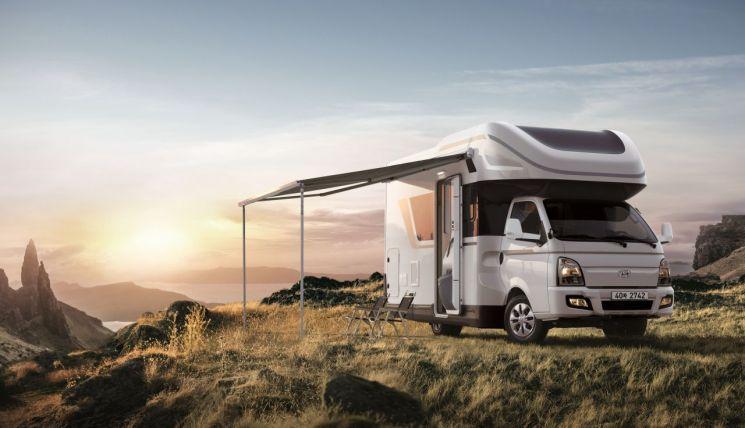 현대차 캠핑카 포레스트