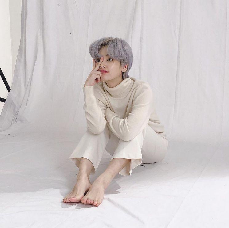 '숏컷' 하면 이주영! 장난꾸러기 같은 그의 헤어. 사진=이주영 인스타그램