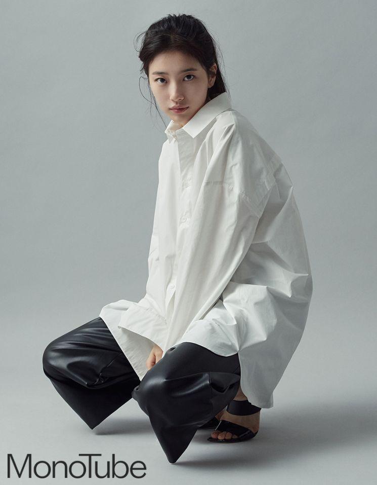 수지, 데뷔 10주년 기념 화보