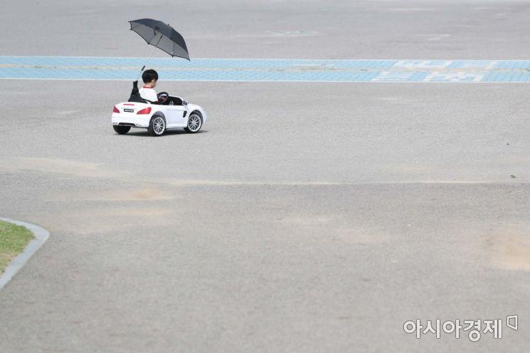 [포토]센스 만점