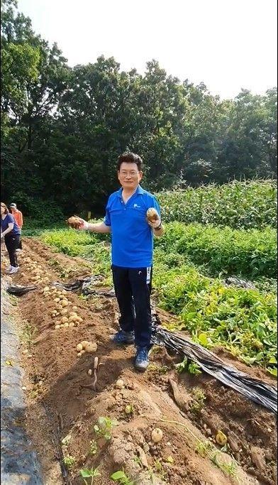 사진=송영길 더불어민주당 의원 페이스북 캡처