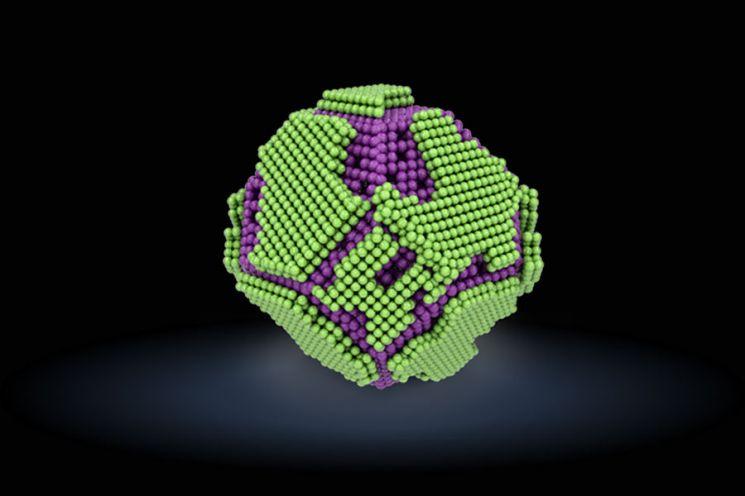방사선 피폭으로부터 인체를 보호하는 나노입자