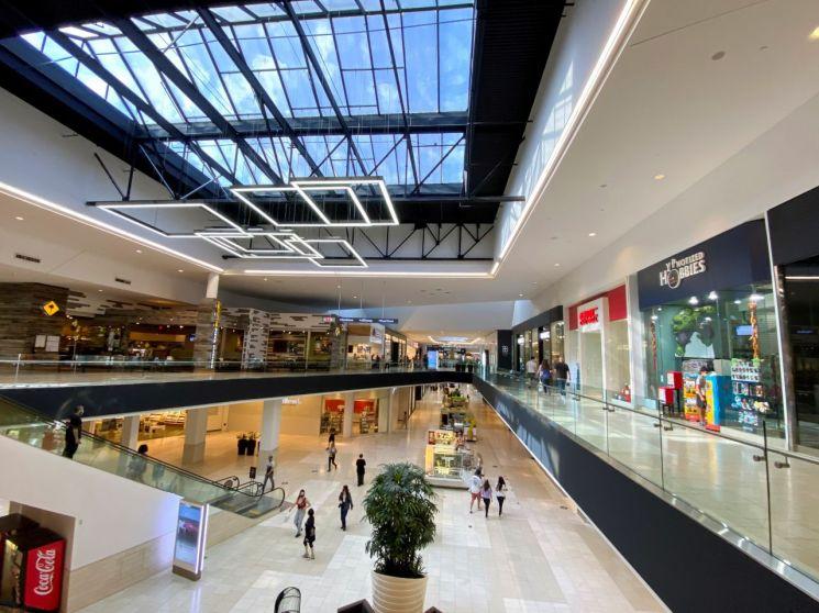 미국 캘리포니아 지역의 한 쇼핑몰 [이미지출처=로이터연합뉴스]