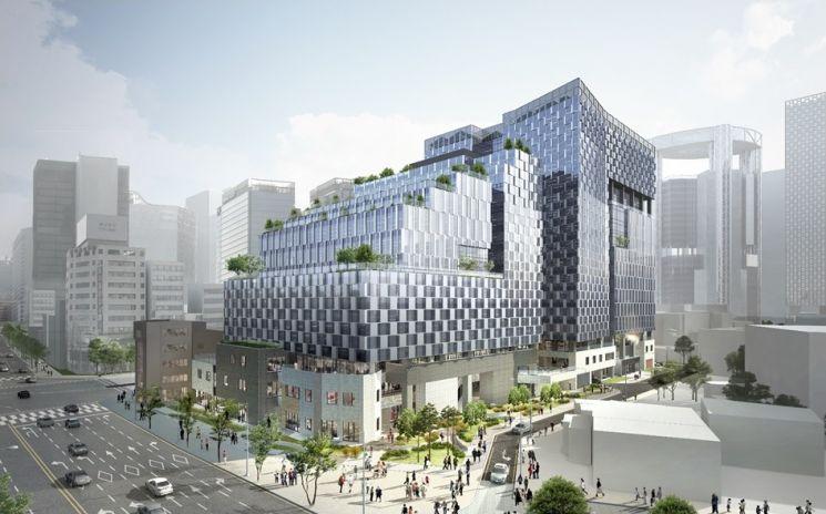 현대엔지니어링, 1880억 '공평15·16 도시정비형 재개발' 수주