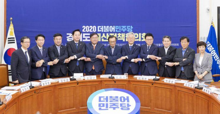 """이재명 """"코로나19 경기상황 더 악화될 것""""…2차 재난지원금 요청"""