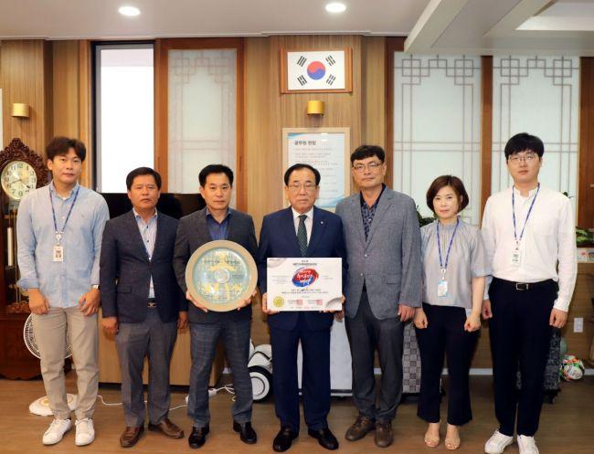 영광불갑산상사화축제, 2년 연속 '대한민국축제콘텐츠대상' 수상