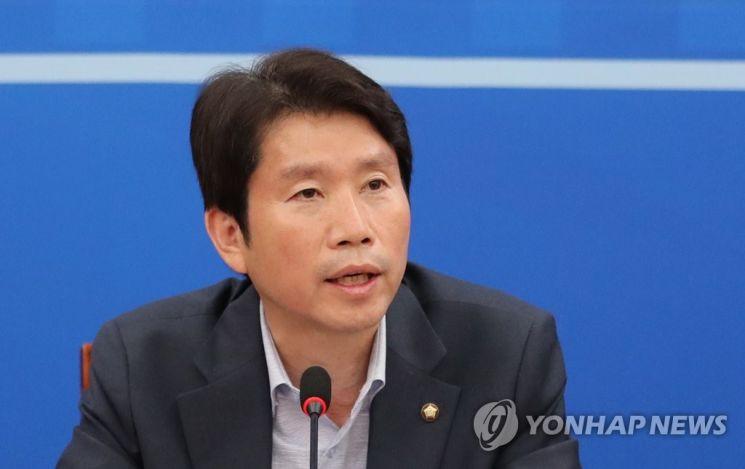 이인영 통일부 장관 내정자 [이미지출처=연합뉴스]