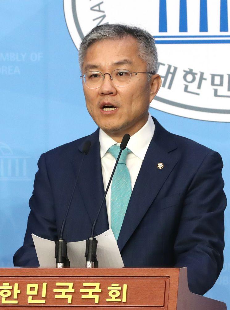 최강욱 열린민주당 대표. [이미지출처=연합뉴스]