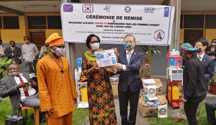 코이카, UNDP와 협력해 DR콩고와 K방역 공유…진단센터 추가 설립 추진