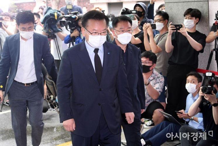 [포토] 박원순 시장 빈소 조문하는 김부겸
