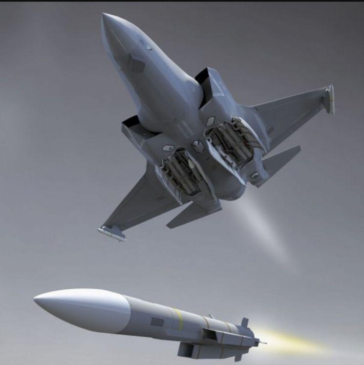 KF-X 전투기에 장착될 최강 미사일은