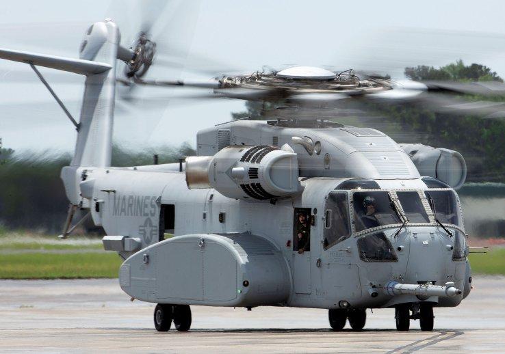 미 해병대의 대형수송헬기 전력배치 임박