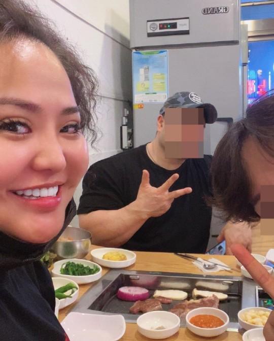 홍선영. 사진=홍선영 인스타그램