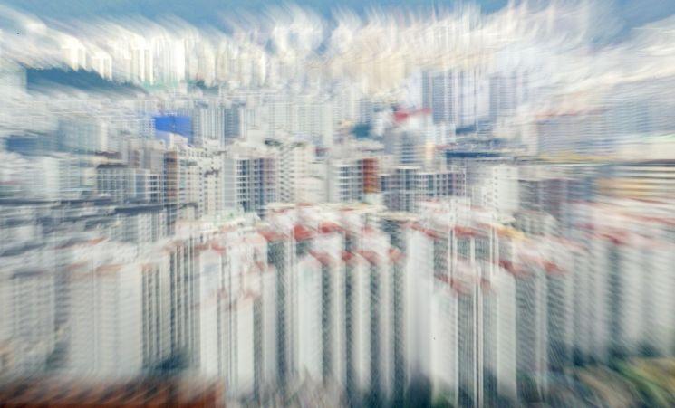 서울 시내 아파트 단지 모습. [이미지출처=연합뉴스]