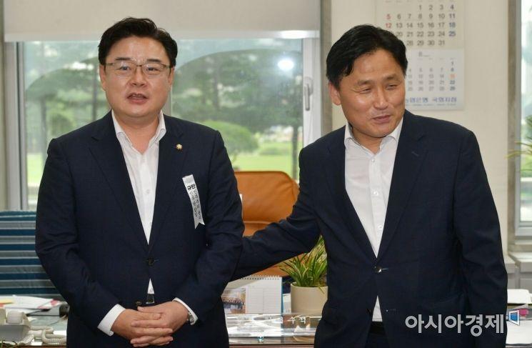 [포토] 발언하는 김성원 수석부대표