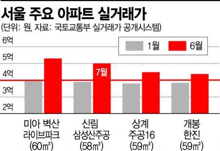 """""""집값도 안 오를 변두리 사라는 거냐""""… 서울 내 취득세 감면 아파트 16%뿐"""