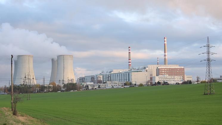 체코 두코바니 원전 전경.(사진제공=한국수력원자력)