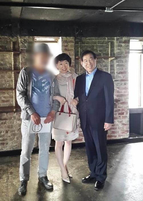 진혜원 대구지검 부부장 검사가 지난 13일 자신의 페이스북에 올린 사진./진혜원 부부장 검사 페이스북 캡처