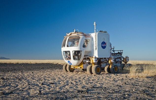 미 항공우주국(NASA)는 오는 2024년 달 탐사 이후 달 표면을 여행하며 실험을 하는데 사용할 이동식 기지를 개발하고 있다. / 사진=NASA