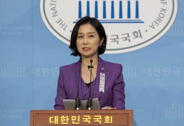 허은아 미래통합당 의원. [이미지출처=연합뉴스]