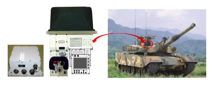 한화시스템, K1A1 조준경에 K2급 열상 장치 공급
