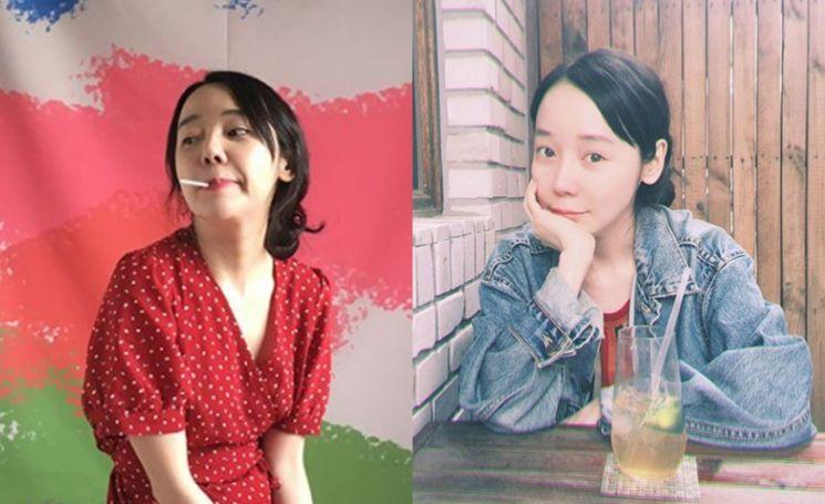 배우 김소이. 사진=김소이 인스타그램