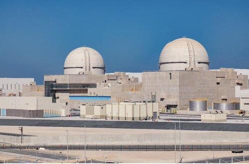아랍에미리트(UAE) 바라카 원전 1, 2호기