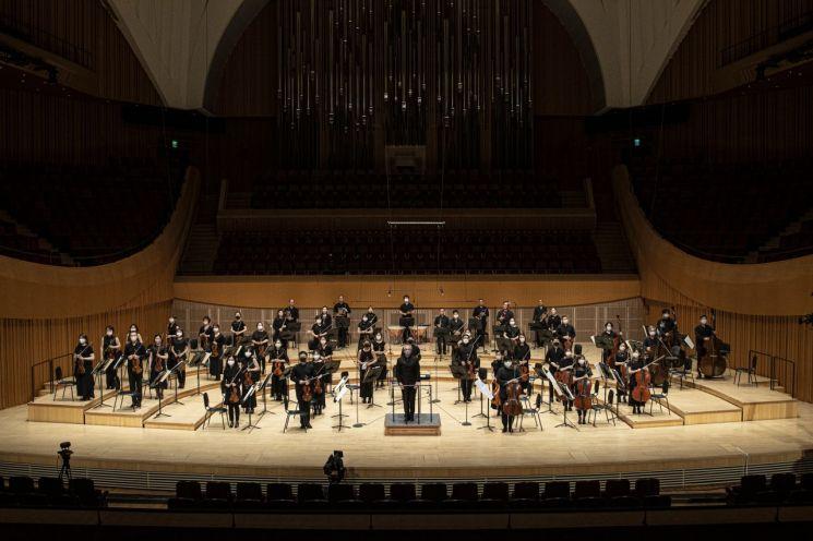서울시향, 미네소타 오케스트라와 온라인 합주 영상 4일 공개