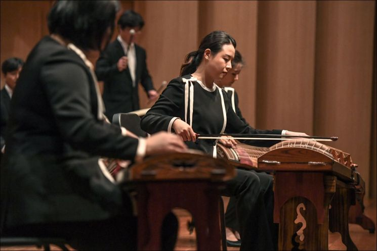 서울시국악관현악단  [사진= 세종문화회관 제공]