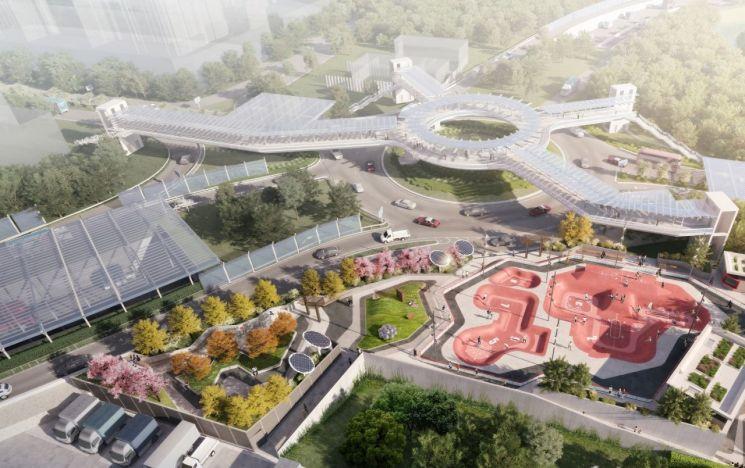 대우건설, 2억 달러 규모 '홍콩 판링 우회도로' 공사 수주