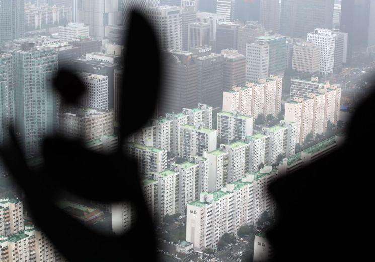 서울 영등포구 여의도 일대 구축 아파트 단지 [이미지출처=연합뉴스]