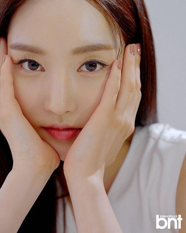김유미 인스타그램 / bnt 제공