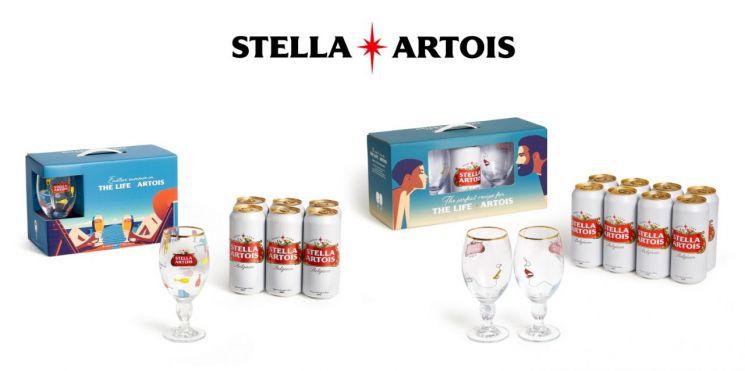 스텔라 아르투아, '라이프 아르투아 기프트팩' 출시