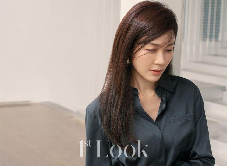 김하늘, 커리어 우먼 패션의 정석