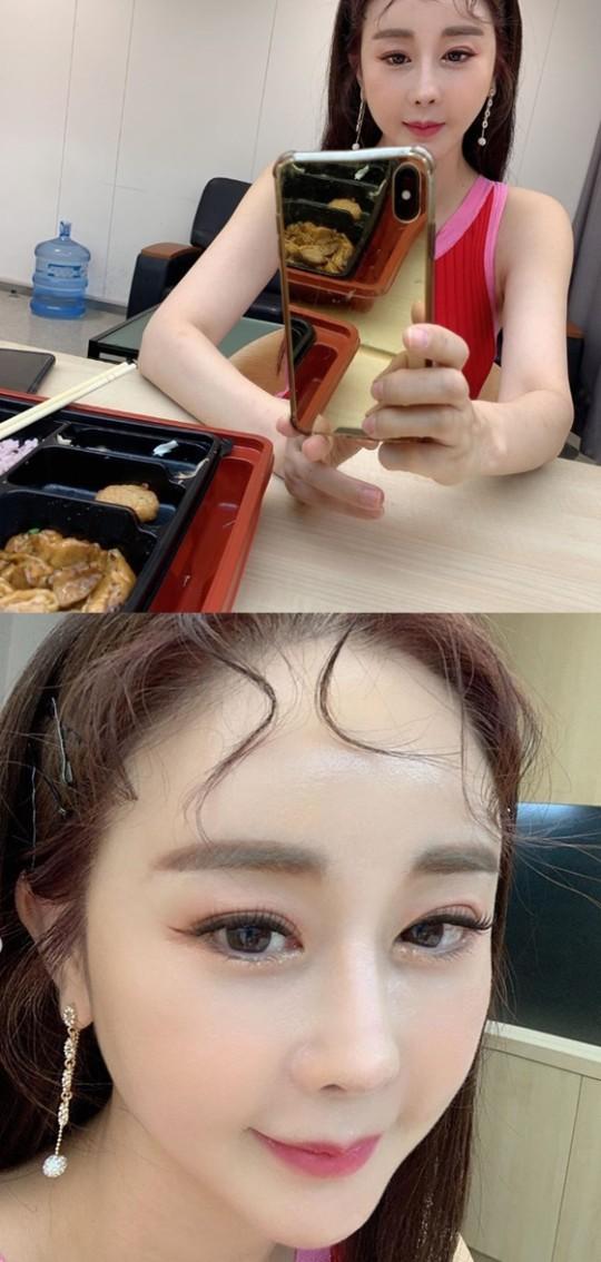 사진=함소원 인스타그램 캡처.