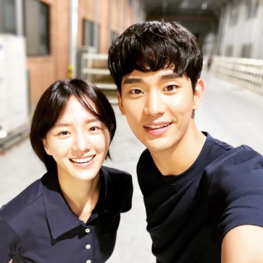 사진=김수현 인스타그램