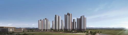 검증된 입지…대기업ㆍ행정타운 인근 새 아파트 '주목'