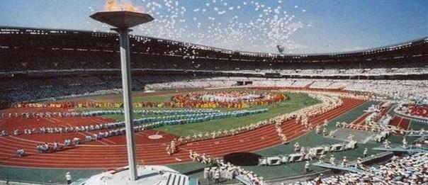 석유파동으로 어려움을 겪던 시멘트산업은 1988년 서울올림픽 등 국제 행사가 열리면서 인프라 조성을 위한 대규모 공사가 시작됐고, 이로 인해 시멘트산업은 다시 활기를 띄게 된다. [사진=한국시멘트협회]