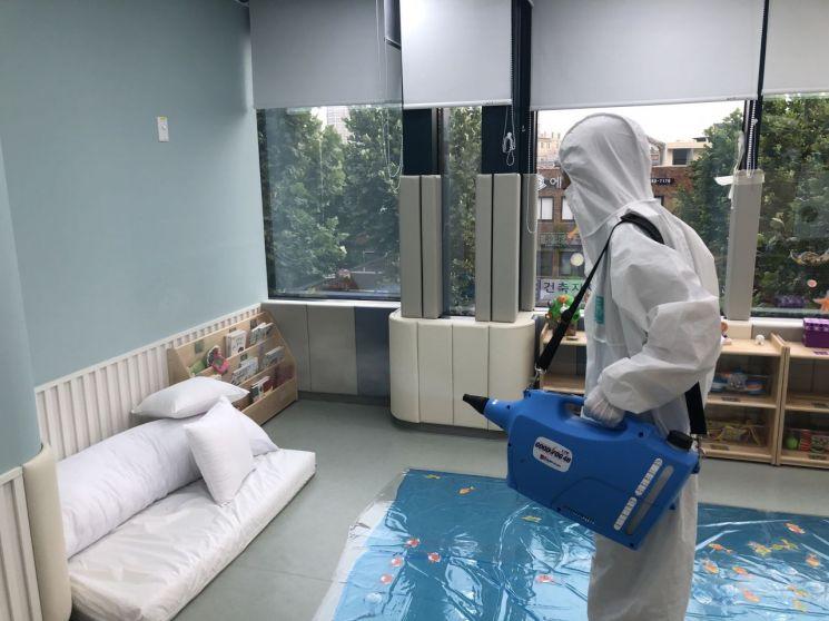 광진구, 어린이집 개원 대비 청소 및 소독비 추가 지원