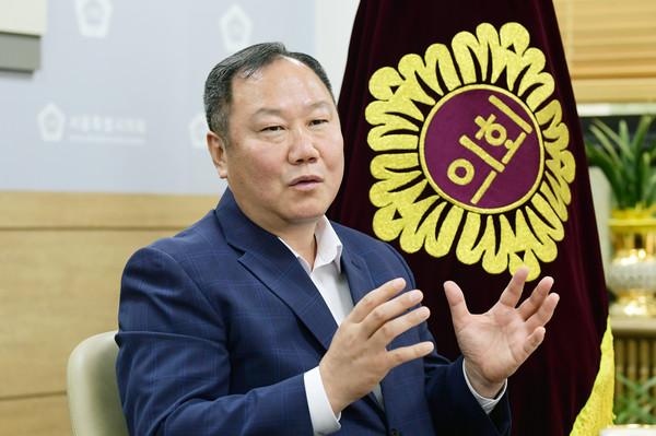 김인호 서울시의회 의장,  전국 수해지역 긴급지원방안 서울시에 제안