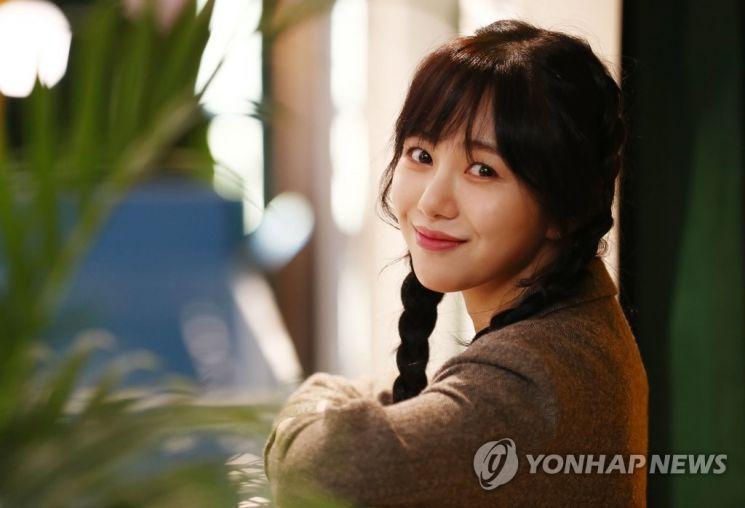 그룹 AOA 출신 배우 권민아/사진=연합뉴스