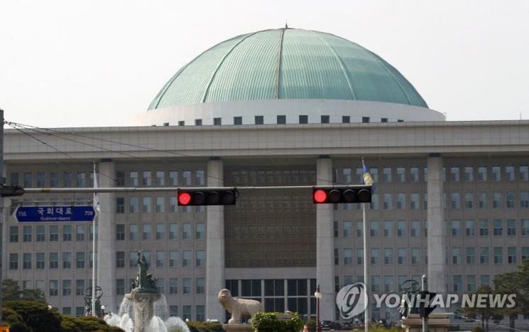 서울 여의도에 있는 국회 의사당 [이미지출처=연합뉴스]
