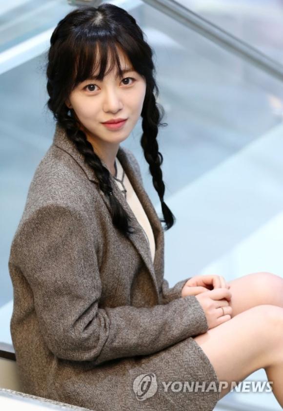 AOA 출신 배우 권민아 [이미지출처=연합뉴스]