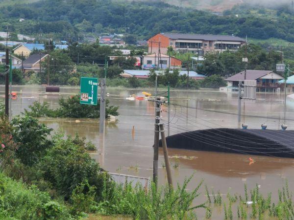 전남소방, 폭우 속 신장질환 응급환자 극적 이송