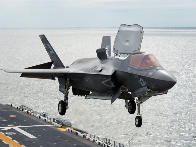 [중기계획 키포인트]①첫 공식화 경항모에 F-35B 탑재하나